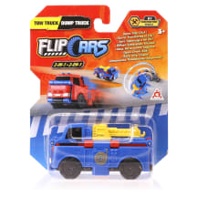 R/l Vehicle 2-in-1 constr. Flipcars