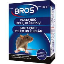 Bros pasta pret pelēm un žurkām 150 g