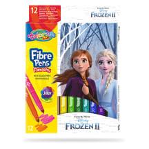 Viltpliiats Colorino Frozen II 12 AW21