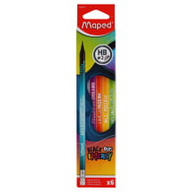Harilik pliiats BlackPeps HB 6tk AW21