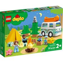 Konstr.Lego Ģimenes autofurgons 10946