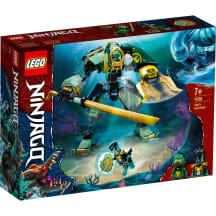 Konstr.Lego Lloyd ūdens robots 71750
