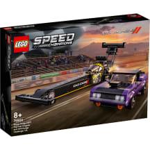 Konstr.LEGO DODGE CHALLENGER T/A 76904