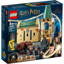 Konstr.LEGO Hogvartsas: Pūkeliu 76387