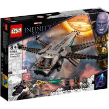 Konstr.Lego Panteras pūķa lidap. 76186