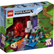 Konstr.LEGO Portalo griuvėsiai 21172