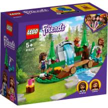 Konstr.Lego Ūdenskritums mežā 41677