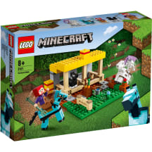 Konstr.Lego Zirgu stallis 21171