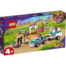 Konstr.Lego Zirgu treniņš un auto 41441