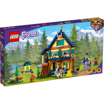 Konstr.LEGO Miško jodinėjimo centr 41683