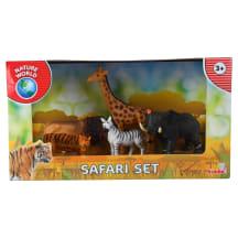 Mänguloomade komplekt Safari Wild AW21