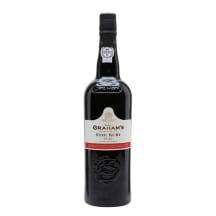 Raud. likerinis vynas GRAHAM'S FINE,19%,0,75l