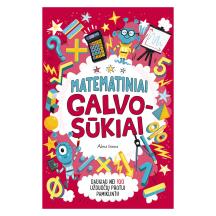 Knyga MATEMATINIAI GALVOSŪKIAI