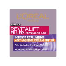 Päevakreem Loreal Revitali. Filler SPF50 50ml