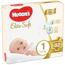 Mähkmed Huggies Elite Soft 3-5kg 82tk
