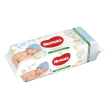 Niiskedsalvrätikud Huggies Baby Bio 56tk