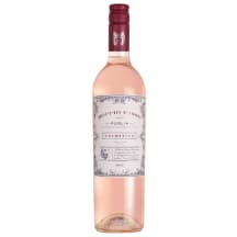 Rausv. vynas DOPPIO PASSO PRIMITIVO,12%,0,75l