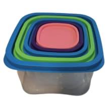 Dėžučių maistui rink. MULTI, 5 vnt. AW21