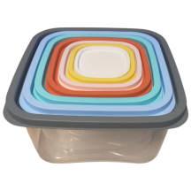 Dėžučių maistui rink. MULTI, 7 vnt. AW21