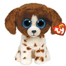Pehmik TY Muddles pruun koer 15,5cm