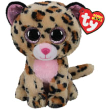Pehmik TY Livvie leopard 15,5cm
