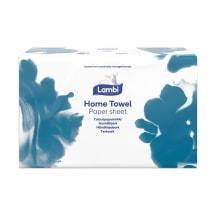 Popier.virtuvės LAMBI Home Towel 120vnt.