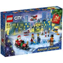 Adventes kalendārs LEGO City 60303 AW21