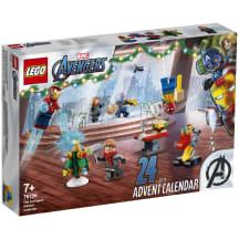 Advento kalendorius LEGO 76196 AW21