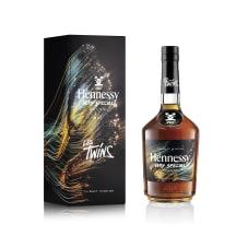Konjaks Hennessy VS Les Twins 40% 0,7l