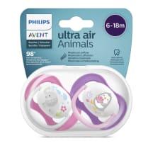 Lutt Philips 6-18 kuud 2 tk. roosa