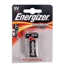 Baterija ENERGIZER POWER 9V 522, 1 vnt.