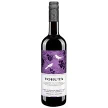 Natūralus juod.serbentų vynas VORUTA, 0,75l