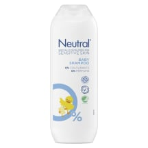 Šampoon Neutral Baby 250 ml