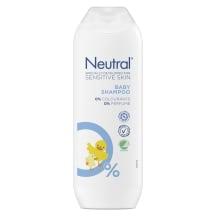 Šampūnas kūdikiams NEUTRAL BABY, 250 ml
