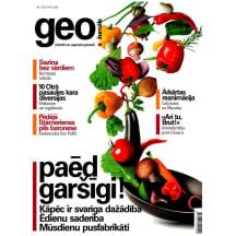 Žurnāls Geo Lat