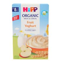 Biezp. Hipp ar jogurtu un augļiem 250g