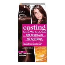 Poolpüsivärv  L'Oreal Casting Cream 323