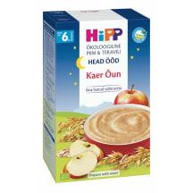 Piimapudrupulber Hipp kaera-õuna 6k 250g