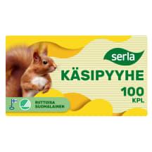 Lehträtik Serla,100 Tk