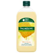Šķidrās ziepes Palmolive Milk & Honey 750ml
