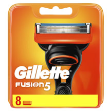 Skūšanās galviņas GILLETTE FUSION, 8gab.