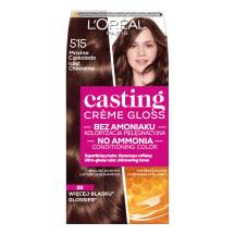 Plaukų dažai L'OREAL CASTING CREME GLOSS 515
