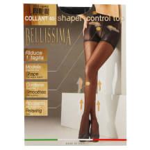 S.zeķ.Bellissima Control Top 40 nero 1/2