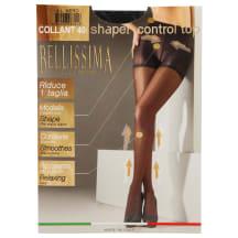 S.zeķu.Bellissima Control Top 40 nero 4