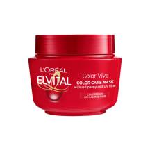 Plaukų kaukė ELVITAL COLOR-VIVE, 300 ml