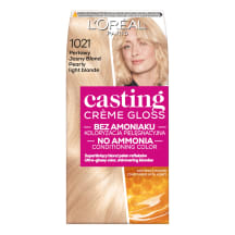 Plaukų dažai L'OREAL CASTING CREME 1021