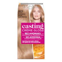 Plaukų dažai L'OREAL CASTING CREME  801