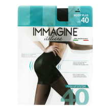 M pėdk.IMMAGINE BODY PLUS 40d NERO 4