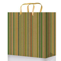Didelis dovanų krepšelis KRAFT 33x25x11cm