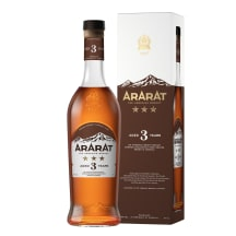 Brendijs Ararat 3* 40% 0,5l